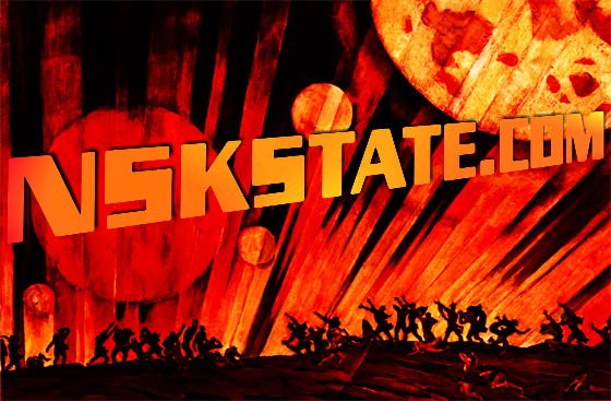 NSK State - The last day was here